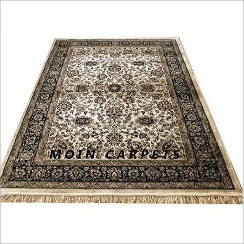 Kashmiri Designer Silk Carpet