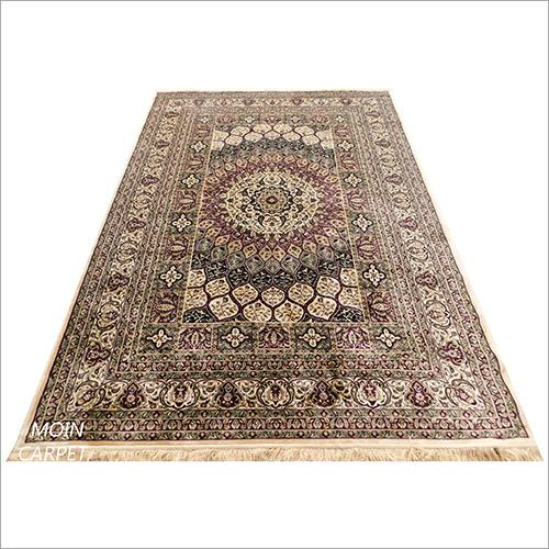 Salmon Silk Floor Carpet