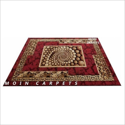 Modern Design Soft Acrylic Wool Thick Carpet