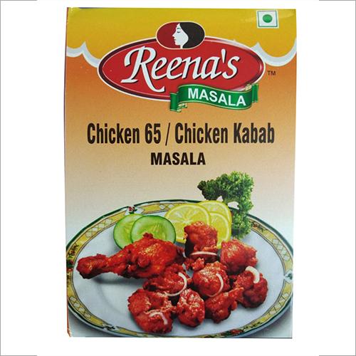 Chicken 65 Kabab Masala