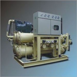 Brine Cooler Chiller Machine