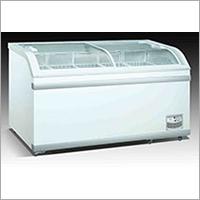 Glass Top Deep Freezer