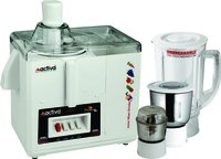 Activa Premium Plus Juicer Mixer Grinder 2 Jar