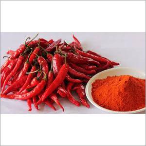 红色辣椒粉
