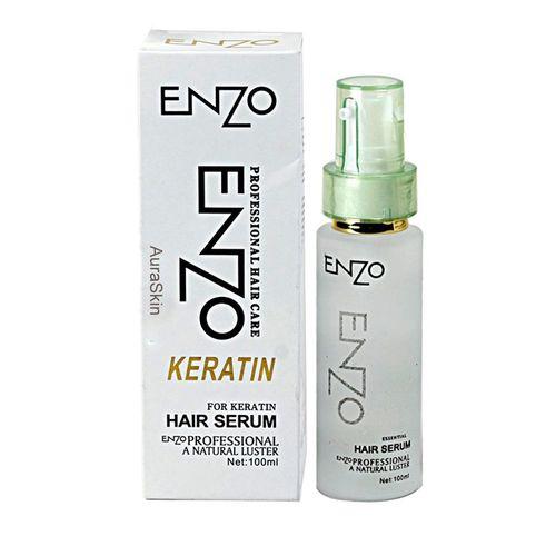 Enzo Professional Keratin Hair Serum