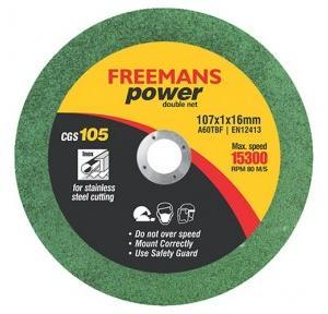 Freemans Cutting Disc