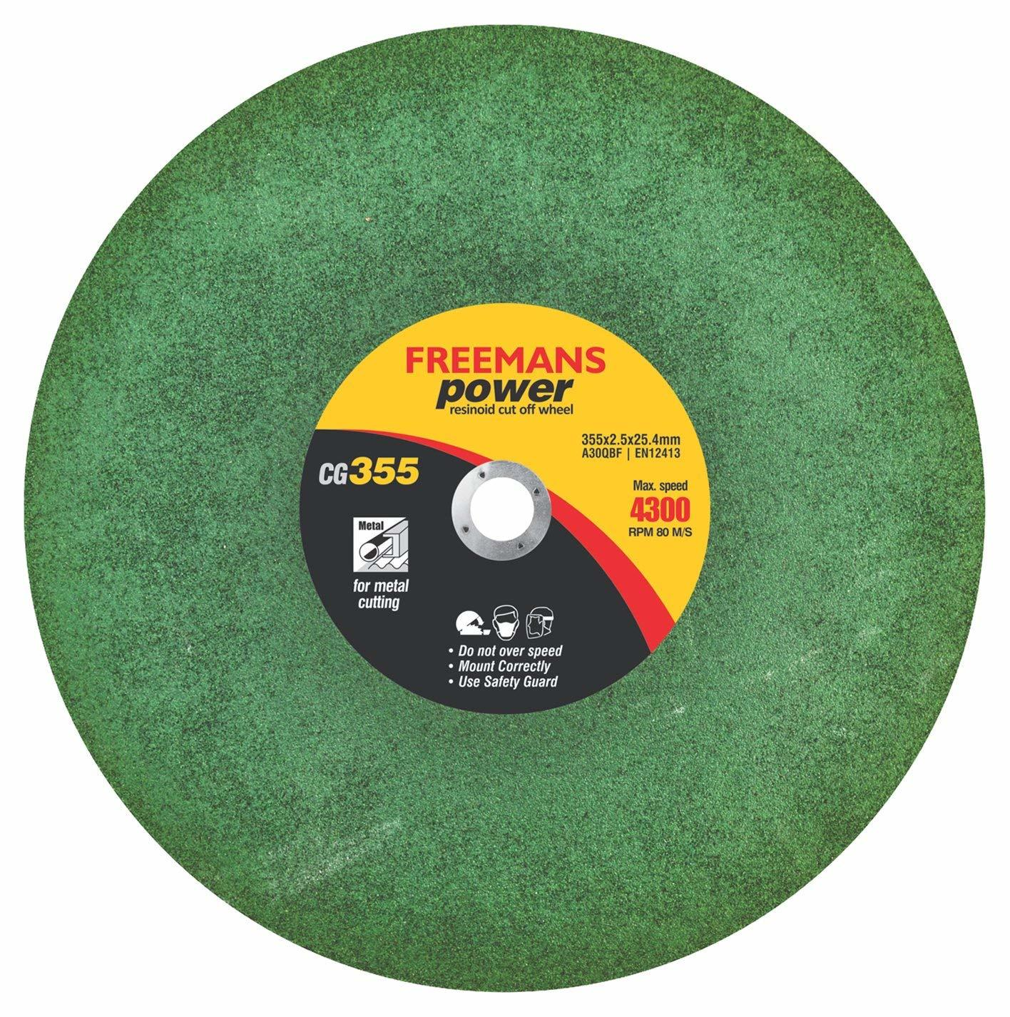 Freemans Cutting Disc