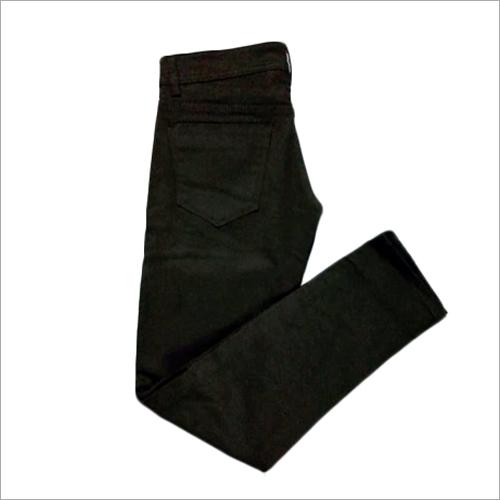 Mens Black Jeans