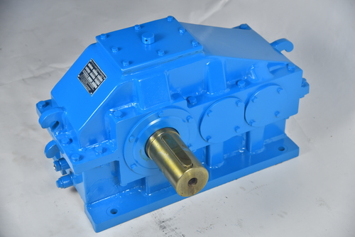 Helical Gear Box for Crane Duty Application