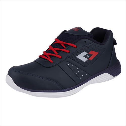 Mens PU Sports Shoes