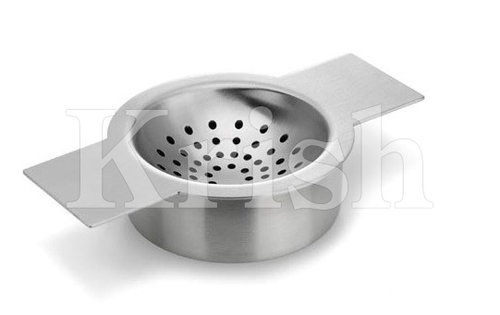 Tea Strainer with coaster