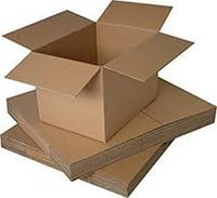 Corrugated Boxes Kraft Paper