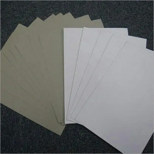 Uncoated Duplex Paper Board