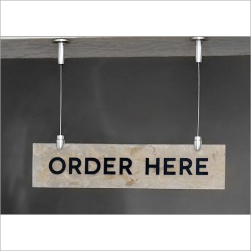 Display Signage Cable System
