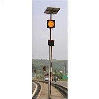 led solar blinkers