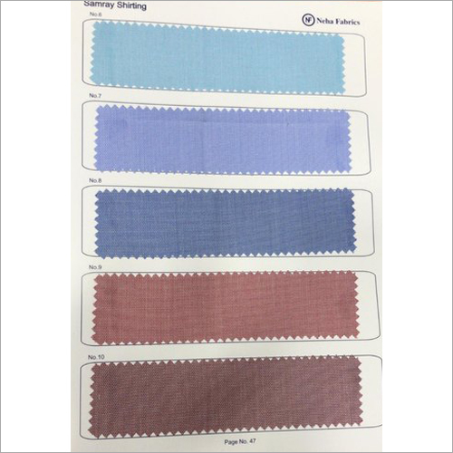 Plain School Uniform Fabric
