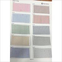 School Uniform Stripes Fabric