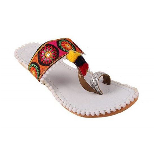Ladies Rajasthani Slipper