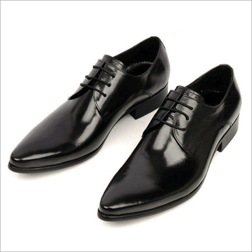Mens Black Formal Shoes