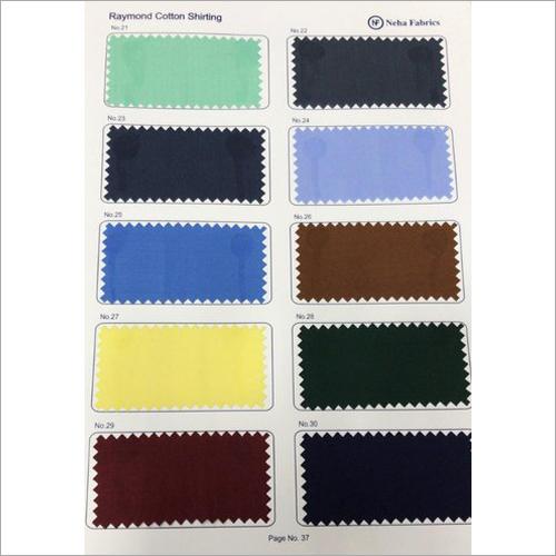 Raymond Cotton Shirting Fabric