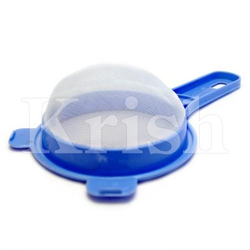 Plastic Tea Strainer - Deluxe