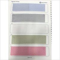 Plain Uniform Shirting Fabric
