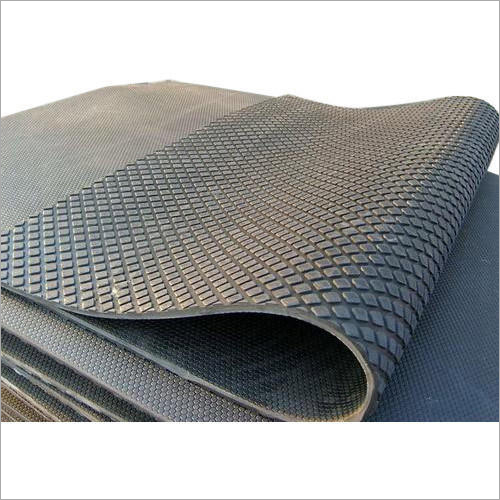 Dairy Cow Rubber Mat