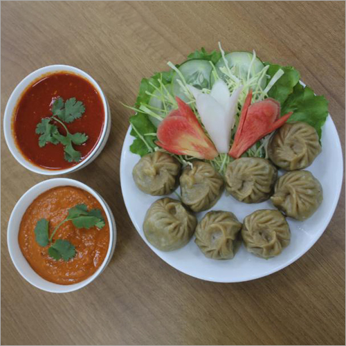 Wheat Mushroom Mutton Momo