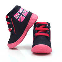 Kats England Pink PVC Shoe