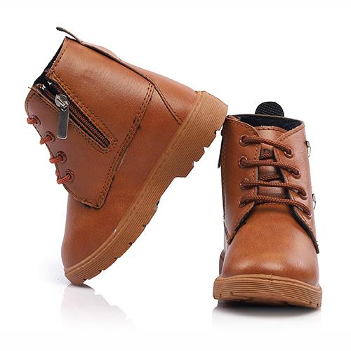Kats Tan PVC Boot