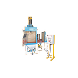 Id Cleaning Blasting Machine