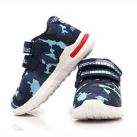 Kats Army Blue PVC Shoe