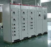 MS and Polycarbonate Three Phase Power Distribution Panel