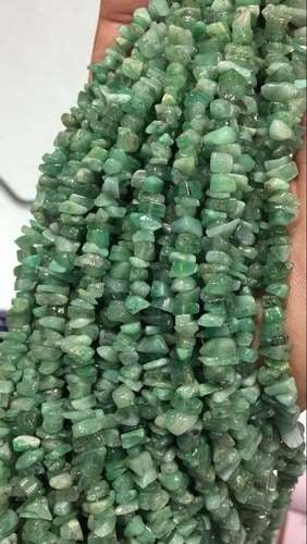 36 inch natural brilliant quality emerald chips beads,high quality emerald chips,best price,emerald beads