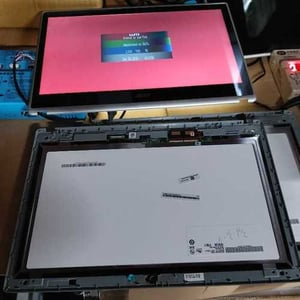 Lcd panel for laptop