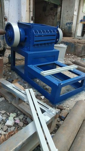 Plastic Scrap Grinder Machine 28inch
