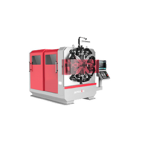 AL-520R Axis CNC Wire Forming Machines