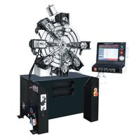 CMM-10-236 CNC Multi-Axes Spring Former Machine