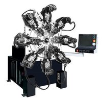 CMM-10-400 CNC Multi-Axes Spring Machine