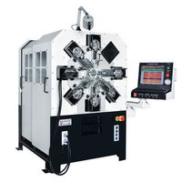 CMM-12-236R CNC Multi-Axes Spring Forming Machine