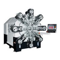CMM-12-680R CNC Multi-Axes Spring Former Machine
