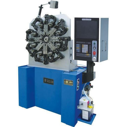 CNC-642 4.5 Axis CNC Wire Forming Machines