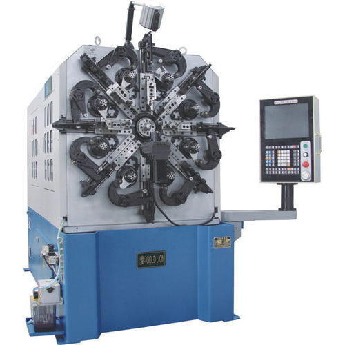 CNC-642-A Axis CNC Wire Forming Machines