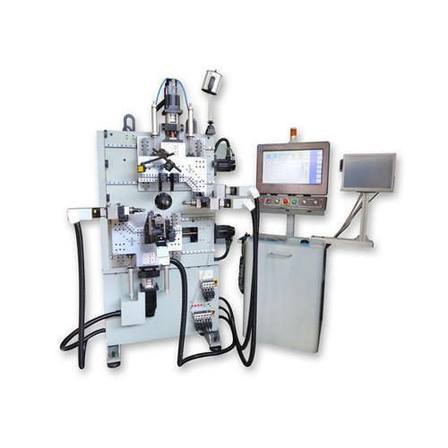Multi Axis Camless CNC Wire Forming Machines