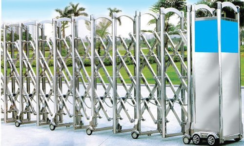 Stainless Steel Collapsible Gates