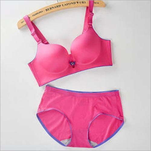 Ladies Padded Bikini Set