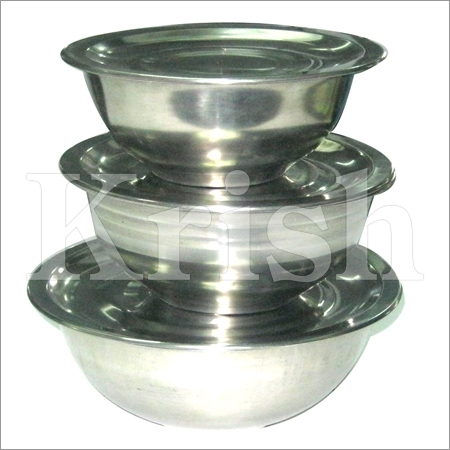 Footed / Mughlai Bowls With/ Without Cover