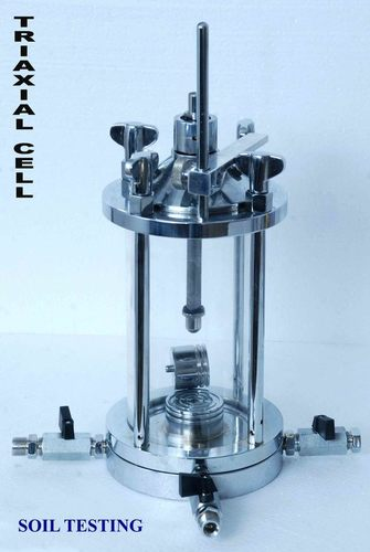 Universal Triaxial Cell