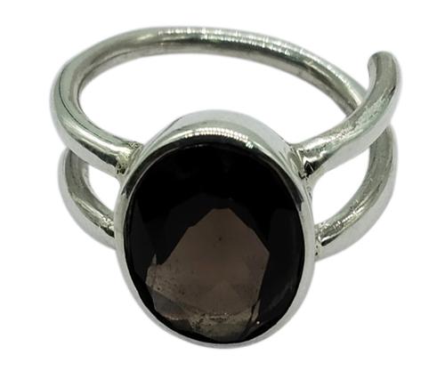 Fantastic Chintamani 925 Silver Gemstone Ring