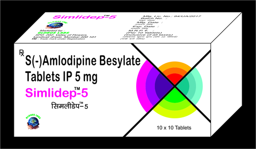 S - Amlodipine Tablet